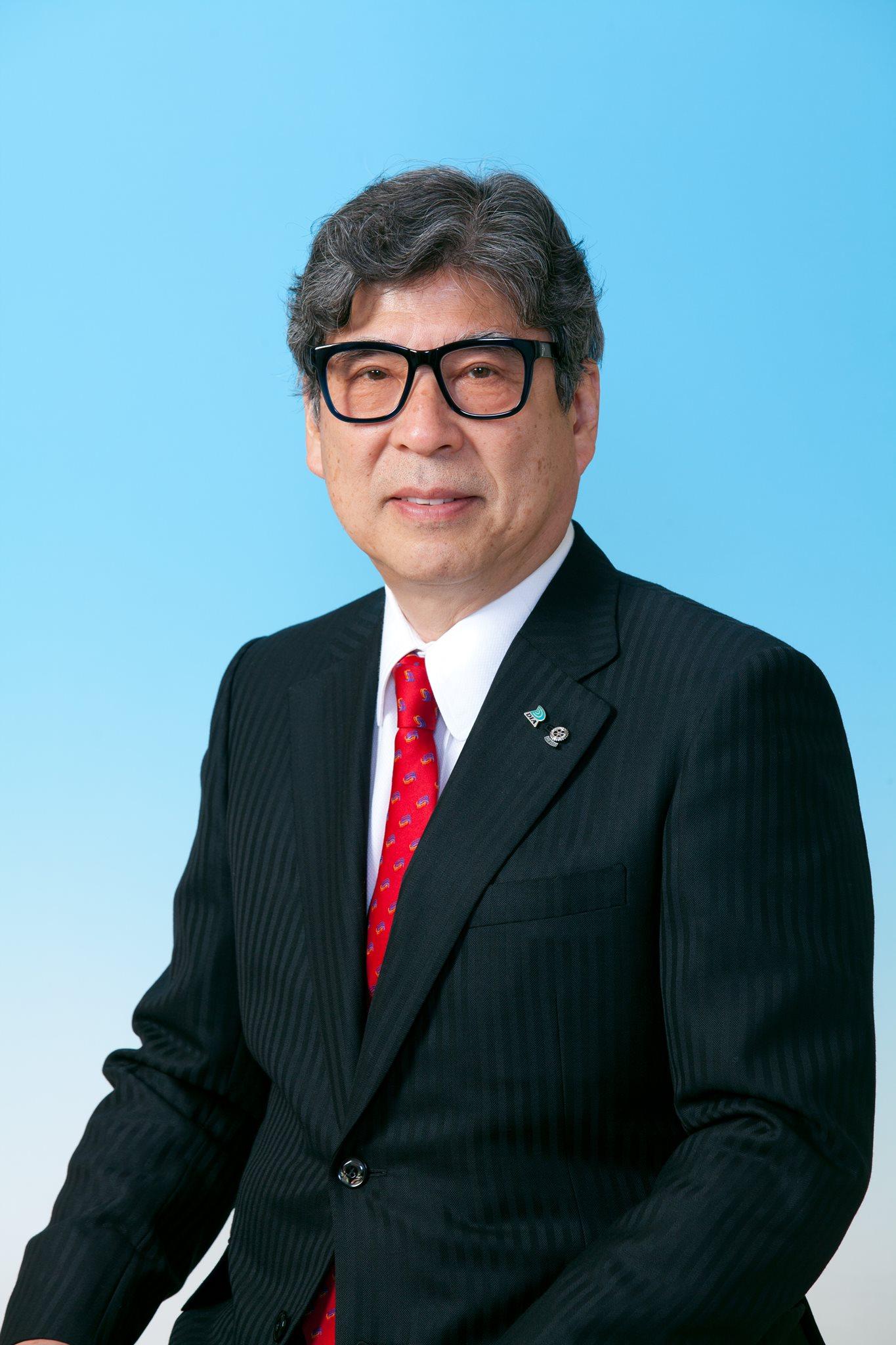 2017-2018年度会長 守金 眞滋