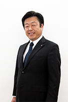 2018-2019年度会長 野坂 信嘉
